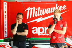 Romano Albasino, Aprilia Racing Manager