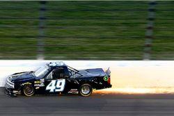 Wendell Chavous, Chevrolet crash