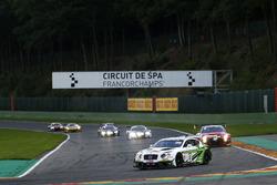 #8 Bentley Team M-Sport Bentley Continental GT3: Andy Soucek, Maxime Soulet, Vincent Abril