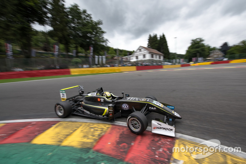 Spa-Francorchamps - Course 3