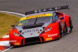 #51 Lamborghini Huracan GT3: Andrew Macpherson