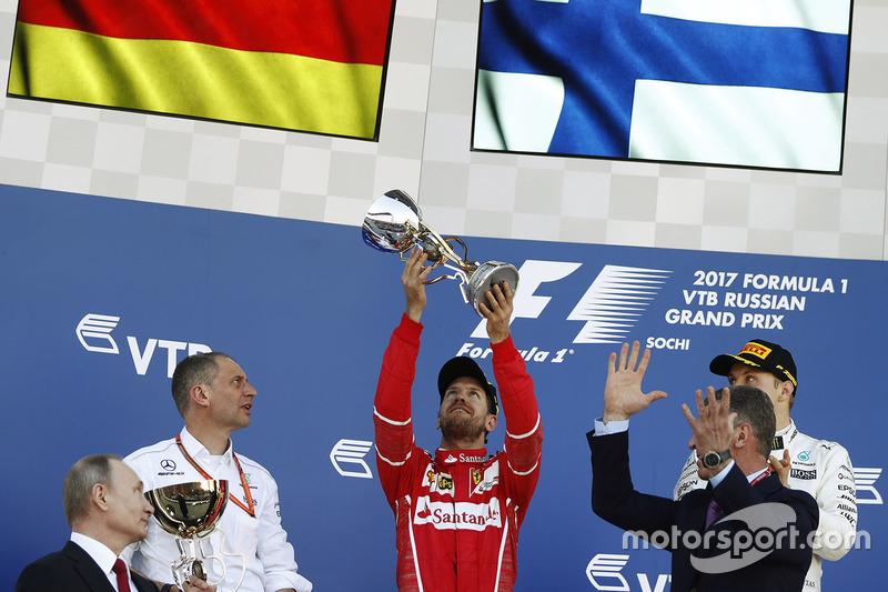 9: Sebastian Vettel