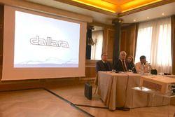 Giampaolo Dallara, Mark Miles, Oriol Servia