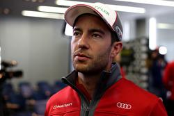 Conférence de presse : Mike Rockenfeller, Audi Sport Team Phoenix, Audi RS 5 DTM