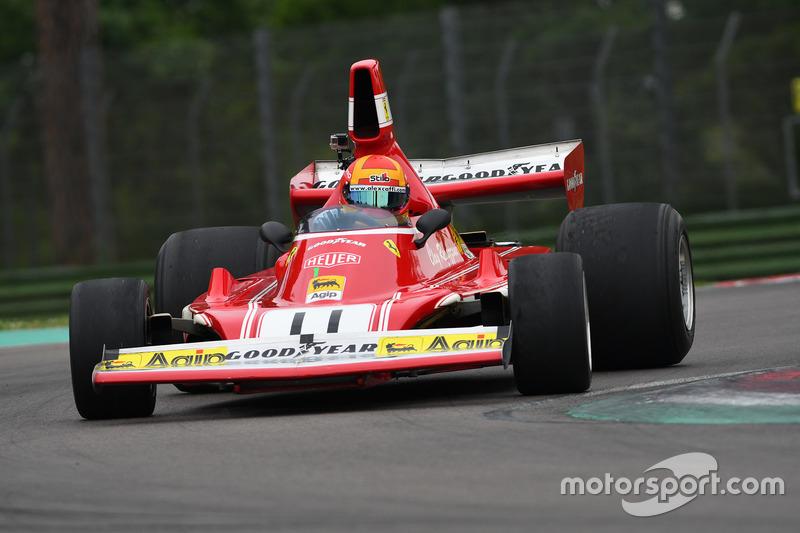 Ferrari 312 B3 van Clay Regazzoni