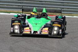 #26 BAR1 Motorsports ORECA FLM09: Stefan Wilson, Nicholas Boulle