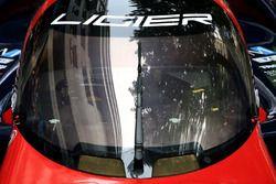 Detail: #33 Eurasia Motorsport Ligier JS P217 Gibson