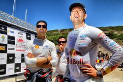 Dani Sordo, Hyundai Motorsport WRC and Sebastien Ogier, M-Sport World Rally Team WRC