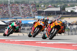 Pol Espargaro, Red Bull KTM Factory Racing, Bradley Smith, Red Bull KTM Factory Racing