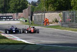 Ferdinand Habsburg, Carlin, Dallara F317 - Volkswagen, Maximilian Günther, Prema Powerteam Dallara