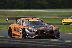 #2 CRP Racing Mercedes AMG GT3: Ryan Dalziel, Daniel Morad