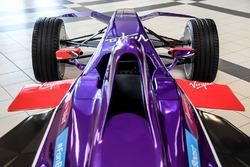 DS Virgin Racing detay