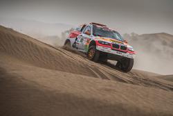 #361 Repsol Rally Team: Isidre Esteve, Txema Villalobos