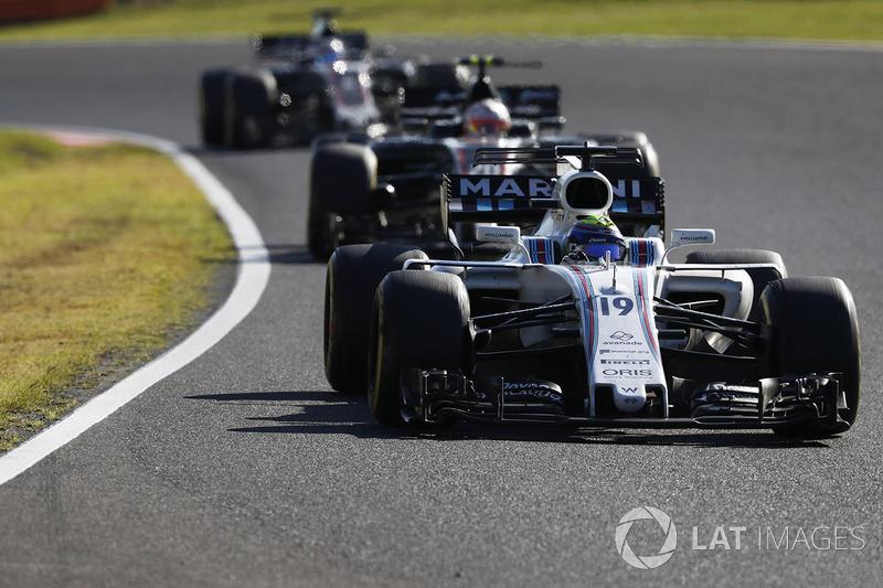 10. Felipe Massa, Williams