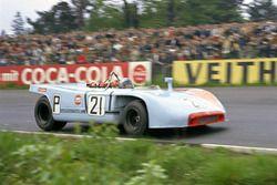 Porsche 908/03 Spyder, JW Gulf
