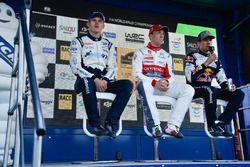 Ott Tänak, M-Sport, Kris Meeke, Citroën World Rally Team, Sébastien Ogier, M-Sport