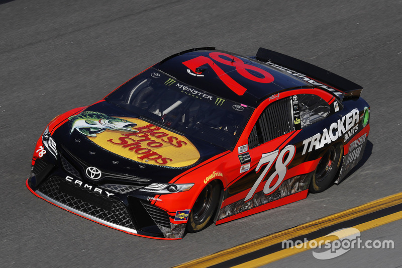 #78: Martin Truex Jr., Furniture Row Racing, Toyota