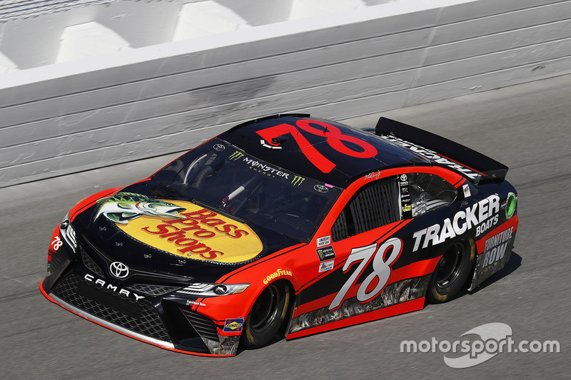 13. Martin Truex Jr., Furniture Row Racing, Toyota