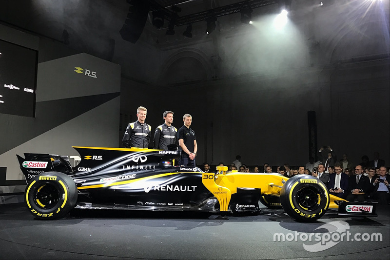 2017: Renault R.S.17