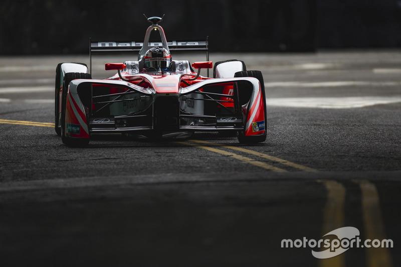 18. Felix Rosenqvist, Mahindra Racing