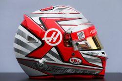 Helmet of Kevin Magnussen, Haas F1 Team