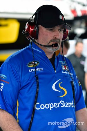 Mike Hillman Jr., Brad Keselowski Racing.