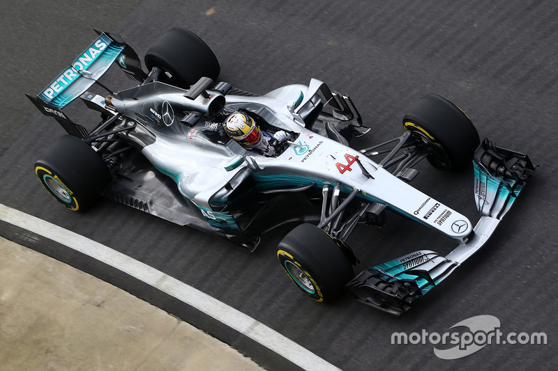 2017 : Mercedes W08 EQ Power