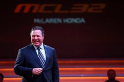 Zak Brown, Direttore Esecutivo McLaren Technology Group