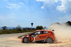Simone Campedelli, Pietro Elia Ometto Ford Fiesta R5, Orange1 Racing