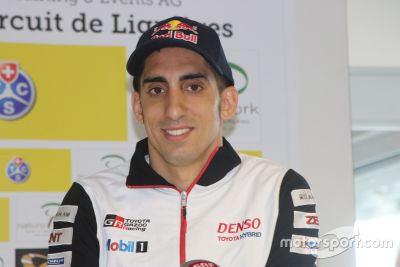 Conférence de presse des trois pilotes suisses