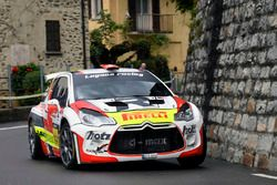 Greg Hotz, Pietro Ravasi, Citroën DS3 R5, D-MAX Swiss, Lugano Racing Team