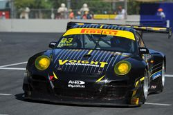 #93 Porsche 997 GT3-R: John Martin, Aaron Tebb