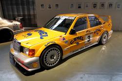 1992 DTM Mercedes, Roland Asch