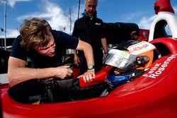 Felix Rosenqvist, Belardi Auto Racing con Stefan Johansson