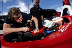 Felix Rosenqvist, Belardi Auto Racing with Stefan Johansson