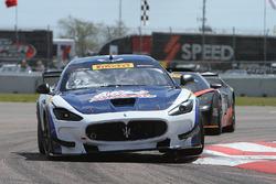 #93 Maserati GranTurismo: Charles Espenlaub