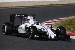 Валттери Боттас, Williams Martini Racing FW38