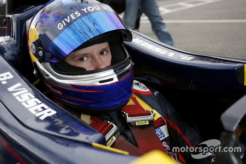 GP2 Beitske Visser, Team Lotus