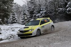 Eamonn Boland, Michael J. Morrissey, Subaru Impreza WRX STI