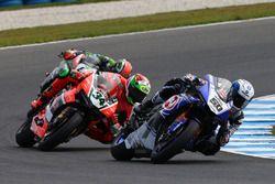 Сильвен Гюнтоли, Pata Yamaha, Давиде Джулиано, Aruba.it Racing - Ducati Team