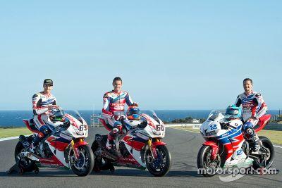 Honda WSBK Team, presentazione