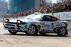 Григорий Березкин и Виктор Тимковский, Toyota Celica Turbo 4WD ST185