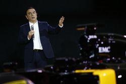 Carlos Ghosn, Renault President