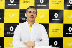 Nick Chester, Renault F1 Team Technical Director