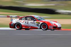 #4 Grove Motorsport Porsche 997 GT3 Cup: Stephen Grove, Scott McLaughlin, Earl Bamber