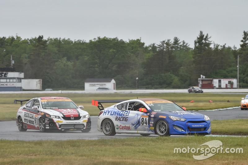 Damon Sharp, Blanchet Motorsport