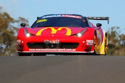 #88 Maranello Motorsport, Ferrari 458 Italia GT3: Mika Salo, Toni Vilander, Tony D'Alberto, Grant De