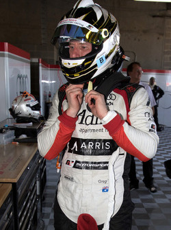 #5 Melbourne Performance Centre Audi R8 LMS: Greg Taylor