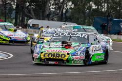 Gaston Mazzacane, Coiro Dole Racing Chevrolet, Omar Martinez, Martinez Competicion Ford