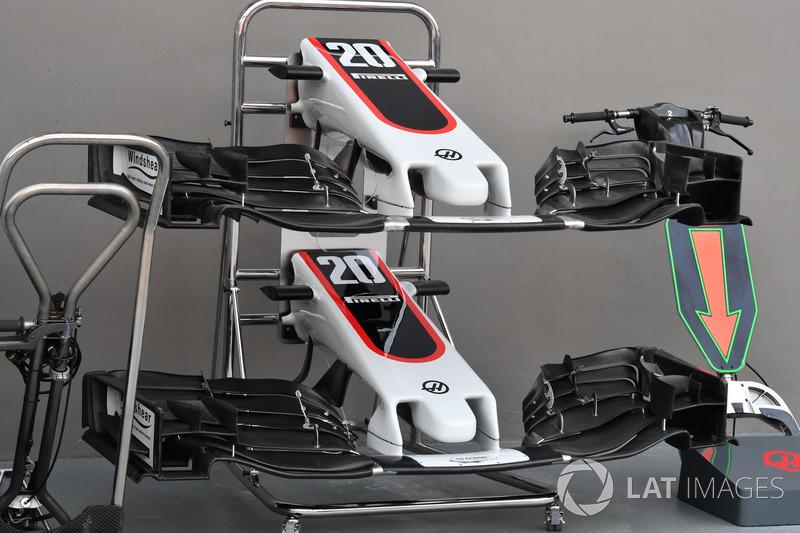 Haas F1 Team VF-17, musetti